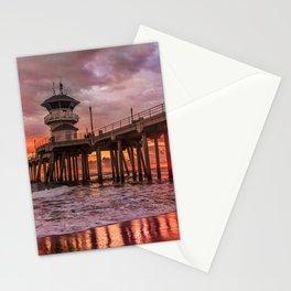 Dramatic Sundown Stationery Cards