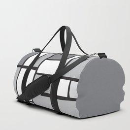 Mondrian Variation 3 Duffle Bag