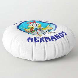 Los Pollos Hermanos Floor Pillow