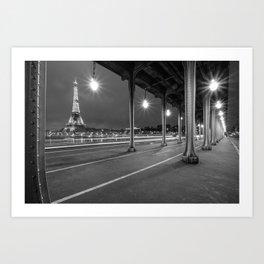 Paris - City of Light Art Print