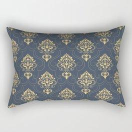 Damask Pattern Rectangular Pillow
