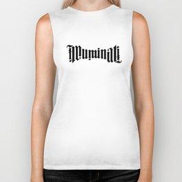 Illuminati Mason Masonic Tumblr Vest Tank Top Men Women illuminati Biker Tank