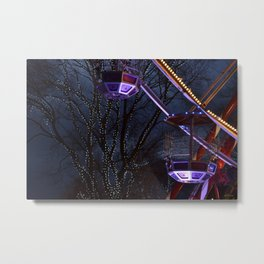 The BigWheel Metal Print