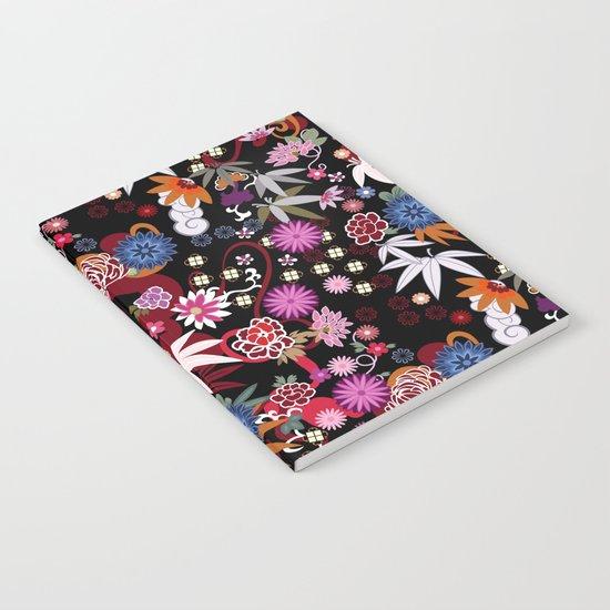 Kimono Black Notebook
