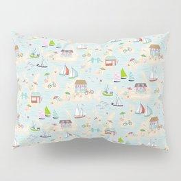 Summer On The Islands Pillow Sham