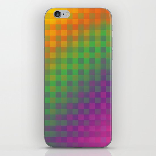 Color Check!  iPhone & iPod Skin