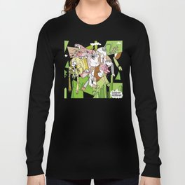 Wolf & Cow Long Sleeve T-shirt