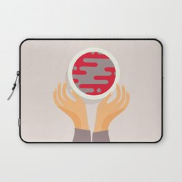 Bruce Almighty, alternative movie poster, Jim Carrey film, Morgan Freeman, Jennifer Aniston, Carell Laptop Sleeve