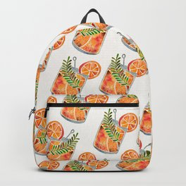 Blood Orange Tequila Sunrise Backpack
