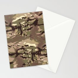 My Most Popular Camo! Stationery Cards