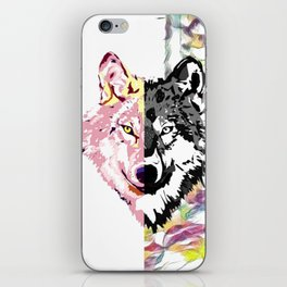 The Wolf Within iPhone Skin