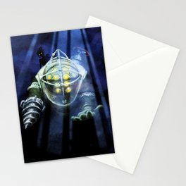 Welome to Rapture Stationery Cards