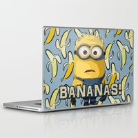 minions Laptop & iPad Skins featuring Minion by DisPrints