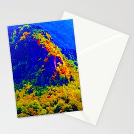Towers Flowers Stationery Cards