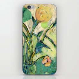 'Joy' Contemporary Floral   iPhone Skin