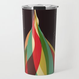 Kaleidoscope to the Stars Travel Mug