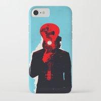 eddie vedder iPhone & iPod Cases featuring Eddie Vedder by Alec Goss