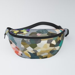 Gemstone Space Moon Fanny Pack