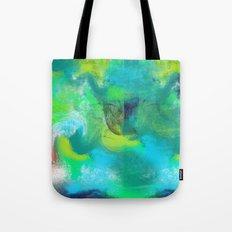 Abstrait Tote Bag