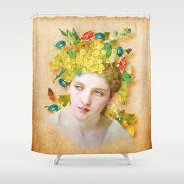 Demeter Shower Curtain