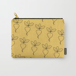 Golden Beets Carry-All Pouch