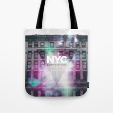 NYC - I Love New York 6 Tote Bag