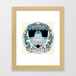 Byrgenwerth, Dona Nobis Oculos Framed Art Print