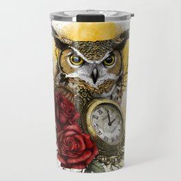 Time is Wise Travel Mug