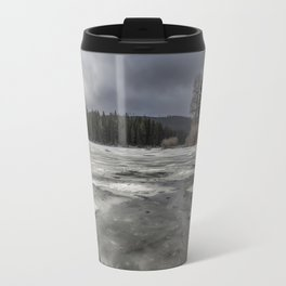 Fish Lake in Transition Travel Mug