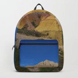 Colorful Badlands Landscape Backpack