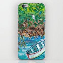 Island Mangroves iPhone Skin