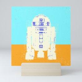 """""""R2-D2"""" by Showdeer Mini Art Print"""