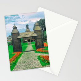 Ukrainian Memorial Stationery Cards