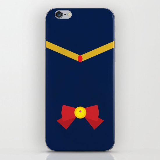sailor moon iPhone & iPod Skin