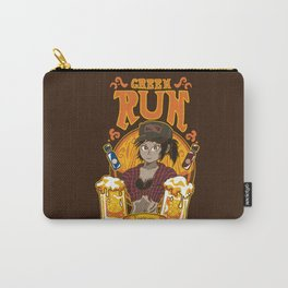 Green Run Tavern Carry-All Pouch