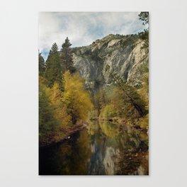 Yosemite-1 Canvas Print
