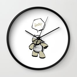 minima - mr. pal Wall Clock