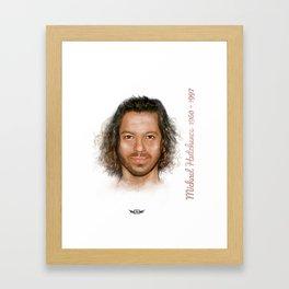 Michael Hutchence  Framed Art Print
