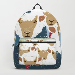 Humanimals: black sheep Backpack