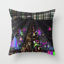 Route SixtyPix Throw Pillow