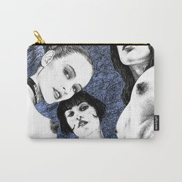 asc 767 Les trois soeurs (Three sisters) Carry-All Pouch