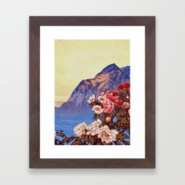 Kanata Scents Framed Art Print