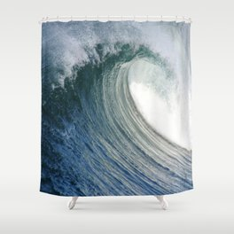 Hollow Dayz * Huntington Beach Pier Shower Curtain