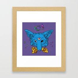 Psilocasia Framed Art Print