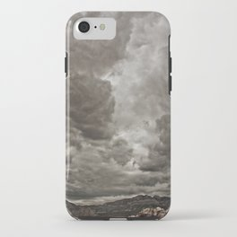 PEACEFUL FRUSTRATION iPhone Case