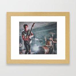 METZ Framed Art Print