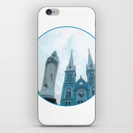 Vietnam Notre Dame Cathedral Ho Chi Minh City iPhone Skin