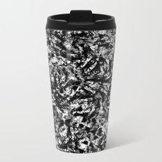 Blotch Metal Travel Mug