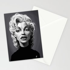 Marilyn (Norma Jean) Monroe Stationery Cards