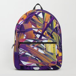 Bight Colorful Bamboo Backpack